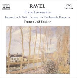 Ravel: Piano Favourites