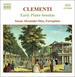 Clementi: Early Piano Sonatas