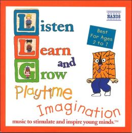 Listen, Learn & Grow: Playtime & Imagination