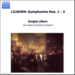 Douglas Lilburn: The Three Symphonies
