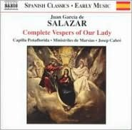 Juan García de Salazar: Complete Vespers of Our Lady