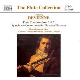 Devienne: Flute Concertos Nos. 2 & 7; Symphonie Concertante for Flute and Bassoon