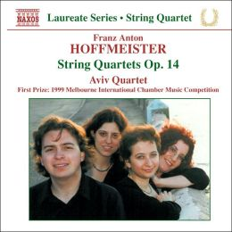 Hoffmeister: String Quartets Op. 14