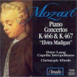 Mozart: Piano Concerto K. 466 & K. 467