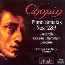 Piano Sonatas 2 & 3