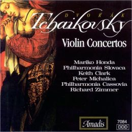 Tchaikovsky, Dvorák: Violin Concertos