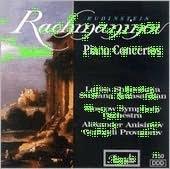 Rachmaninoff,  Rubinstein: Piano Concertos