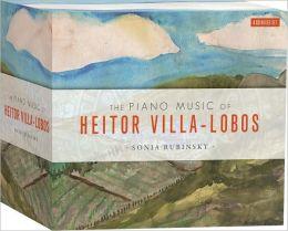 Heitor Villa-Lobos: Piano Music
