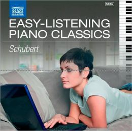 Easy-Listening Piano Classics: Schubert