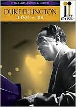 Jazz Icons: Duke Ellington - Live in '58