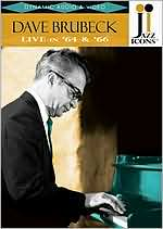 Jazz Icons: Dave Brubeck - Live in '64 and '66