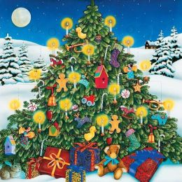 2014 Advent Christmas by Candlelight Calendar