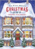 Book Cover Image. Title: 2014 Advent Night Before Christmas Calendar, Author: Susanna Geoghegan, Susanna