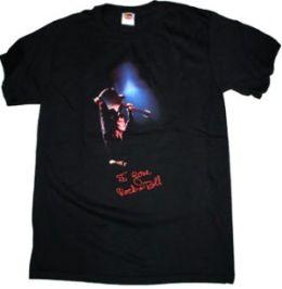 I Love Rock & Roll T-Shirt (Sm) (Blk) (Joan Jett & The Blackhearts)