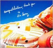 Congratulations, Thank You + I'm Sorry