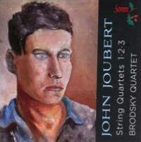 John Joubert: String Quartets Nos. 1-3