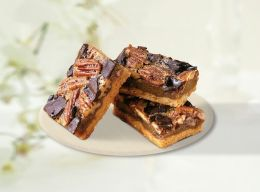 Pecan Chocolate Chunk Bars