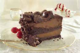 Choc'late Lovin' Spoon Cake