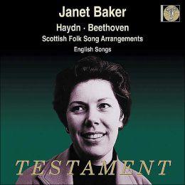 Haydn, Beethoven: Scottish Folk Song Arrangements; English Songs