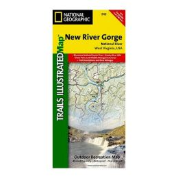 National Geographic 603116 242 Boots New River Gorge West Virginia