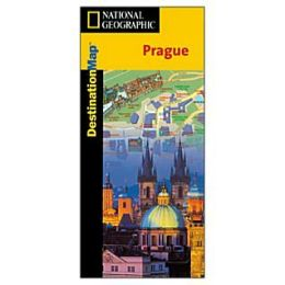 National Geographic Maps DC01020353 Prague