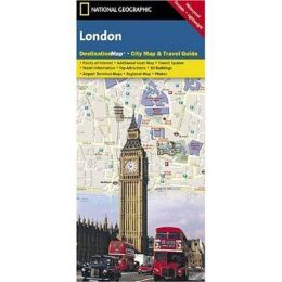 National Geographic DC00620355 Map Of London