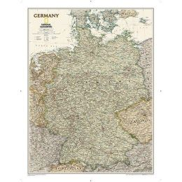 National Geographic Maps RE01020456 Germany Executive