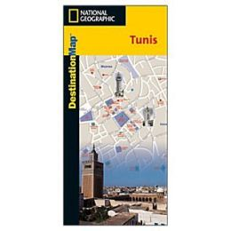 National Geographic Maps DC00622058 Tunis