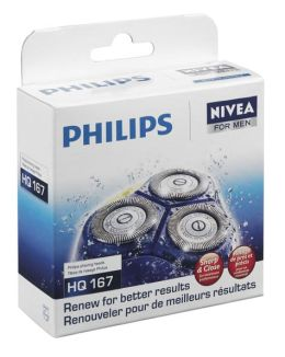 Philips Norelco® HQ167 Cool Skin 6000 Series Replacement Shaving Head Unit