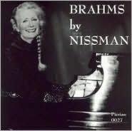 Brahms by Nissman