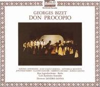 Bizet: Don Procopio