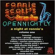 A   Night at Ronnie Scott's, Vol. 1