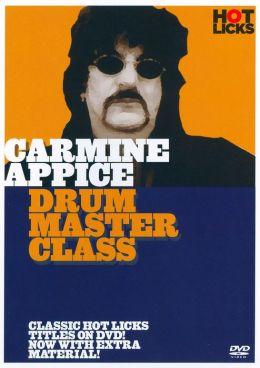 Carmine Appice: Drum Master Class