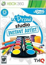 UDraw Gametablet w/Studio X360