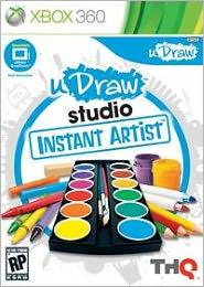 UDraw Gametablet w/Studio X360