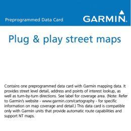 Garmin City NavigatorNT Nordics NT MicroSD/SD