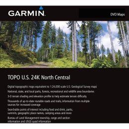 Garmin Topo US 24K North Central DVD