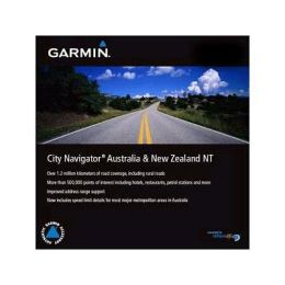 Garmin Australia & New Zealand Maps