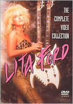 Lita Ford: The Complete Video Collection