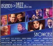 Legends of Jazz with Ramsey Lewis: Showcase [CD/DVD]