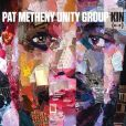 CD Cover Image. Title: Kin <-->, Artist: Pat Metheny Unity Group