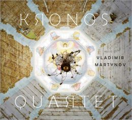 Music of Vladimir Martynov