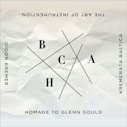 The Art of Instrumentation: Homage to Glenn Gould