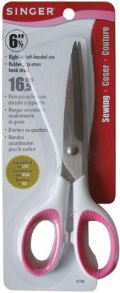Comfort Grip Sewing Scissors 6-1/2