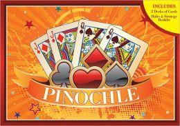Pinochle 2 Deck Set