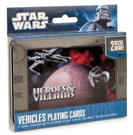 Star Wars Heroes & Villians Vehicles Tin