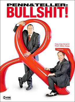 Penn & Teller: Bullshit!: the Complete First Season