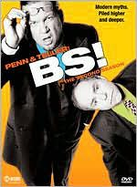 Penn & Teller: B.s.! - the Complete Second Season
