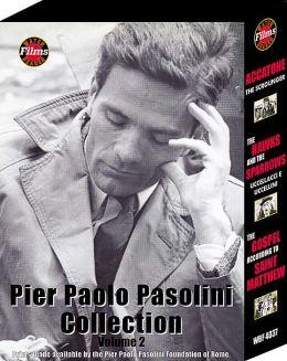 Pasolini Collection, Vol. 2