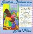 CD Cover Image. Title: Tell Me a Story!, Artist: Jim Weiss